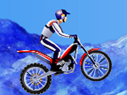 Play Bike Mania on Ice Online