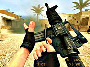 Play Desert Rifle 2 Online