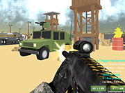 Play Military Wars 3D Online