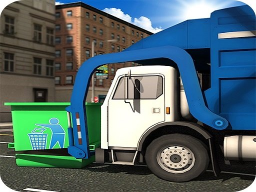 Play City Garbage Truck Simulator Game Online