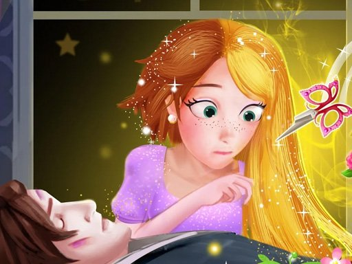 Play Long Hair Princess Rescue Prince Online