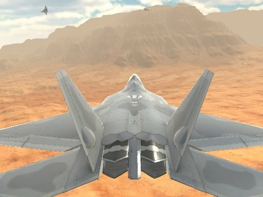 Play Fighter Aircraft Simulator Online