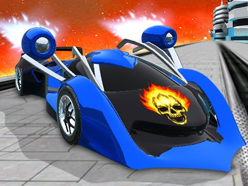 Play Fly Car Stunt 5 Online